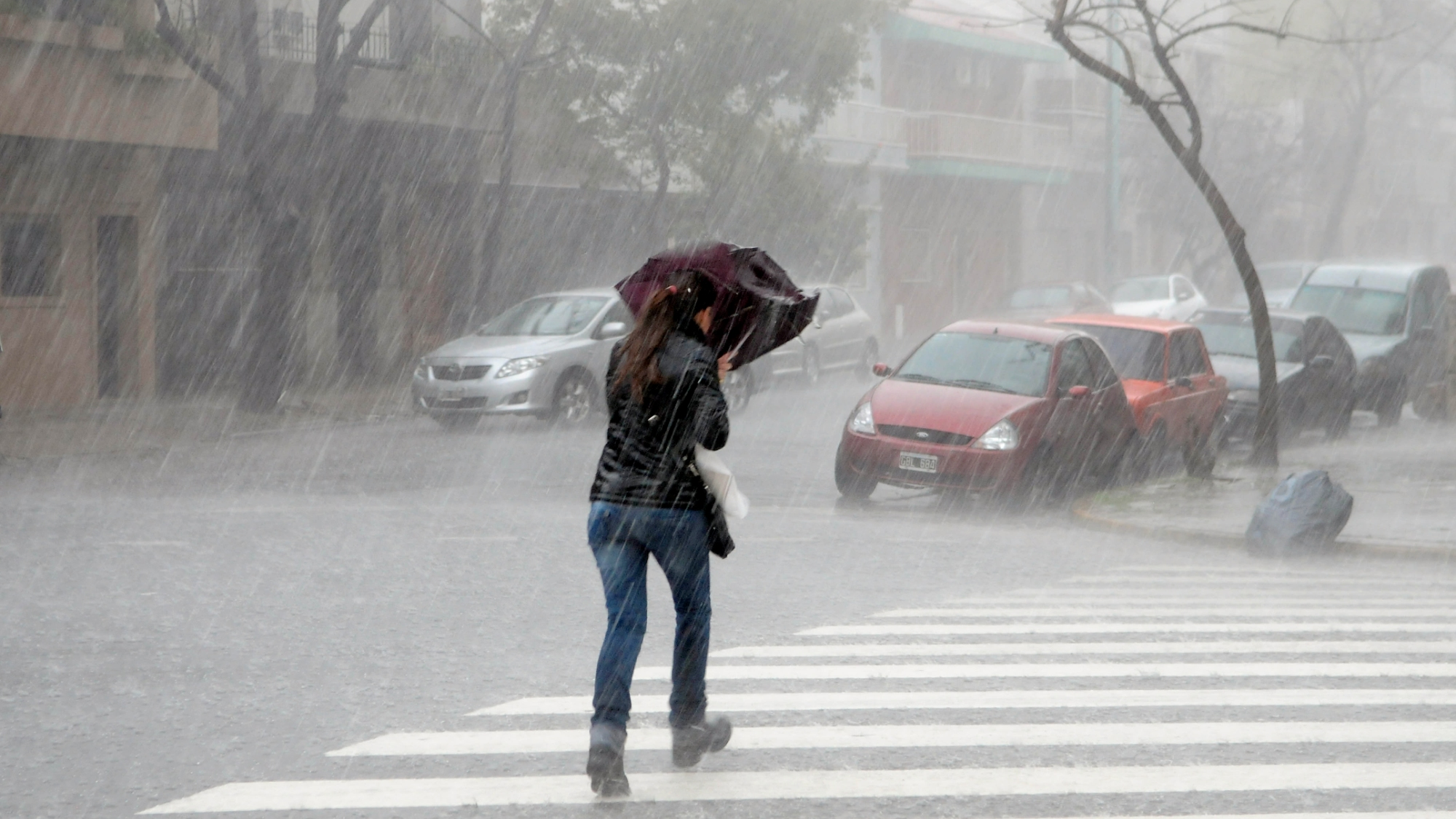 Sigue pronóstico de lluvias intensas en la mayor parte del país