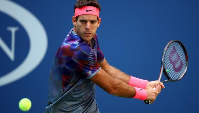 El debut de Mayer, interrumpido hasta mañana — US Open