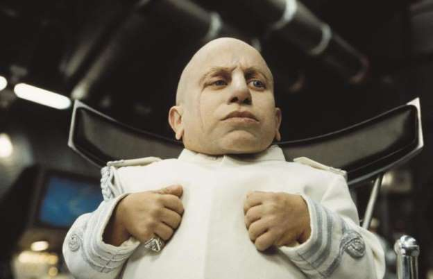 Muere Verne Troyer, interprete de 'Mini me' en la cinta Austin Powers